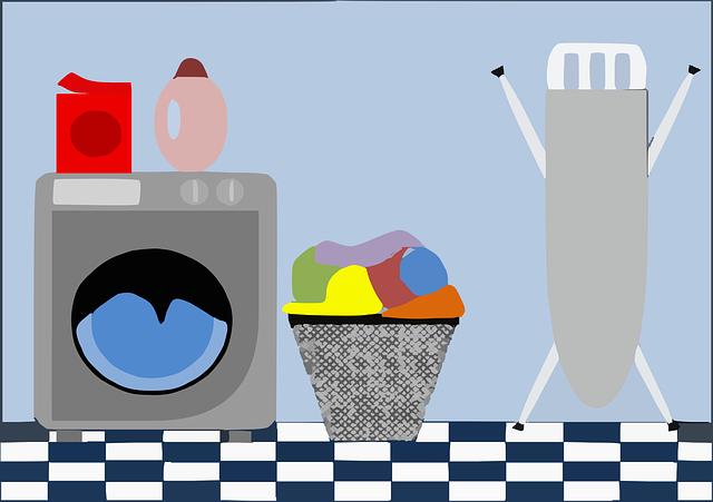 I pro e i contro di una lavanderia al piano superio