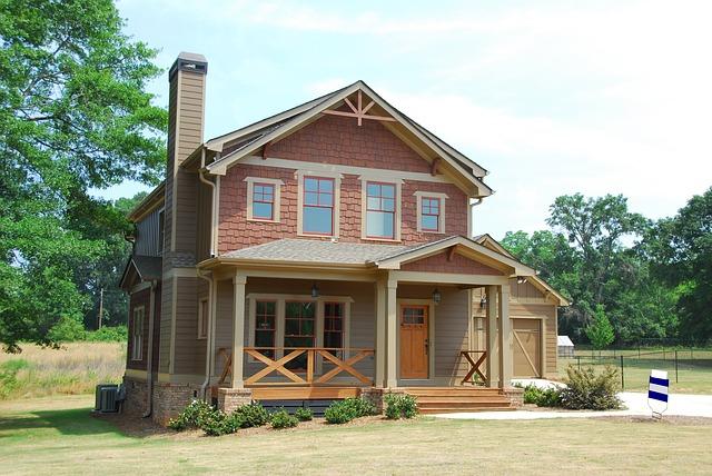 Pianificazione di una casa di tronchi di lusso