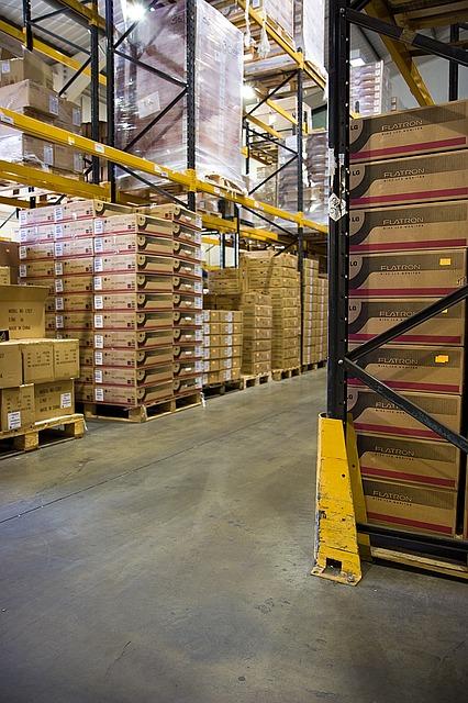 Sistemi di scaffalatura per magazzino: le opzioni