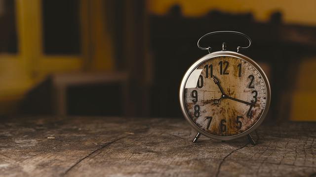 Pianificazione per avere orologi da lavoro?