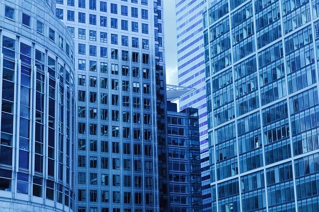 Pareti ufficio o muri di cemento solido?