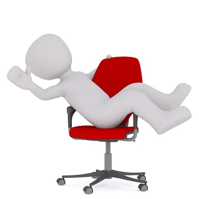 Volevo motivare i miei dipendenti, quindi li ho promessi a nuovi uffici