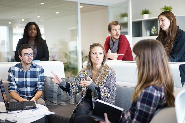 Office Design può portare tutta una nuova gioia al lavoro!
