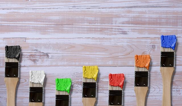 Usando la pittura a olio per migliorare il tuo ufficio