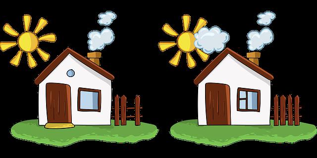 Usa le case aperte per le idee di design della tua casa