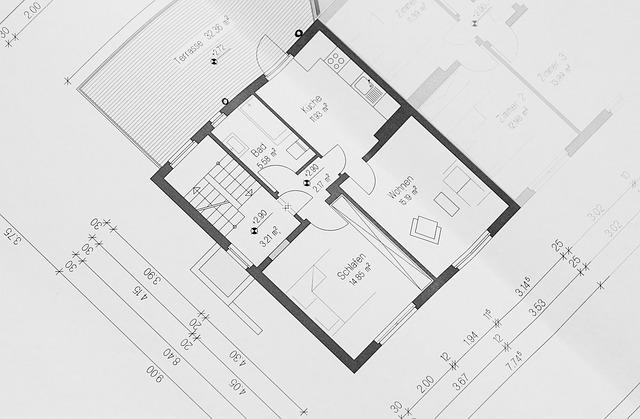 Planimetrie della nuova casa