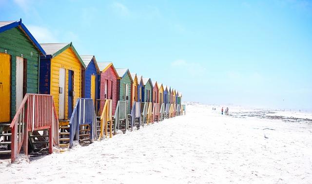 Beach House Floor Plan – Una vista panoramica sull'oceano