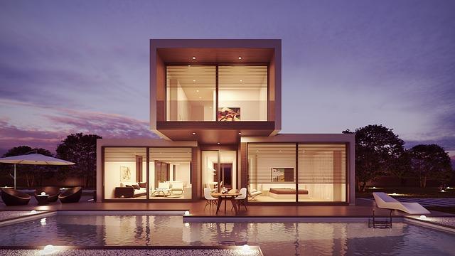 Piani di casa modulari offrono Dream House su un bilancio