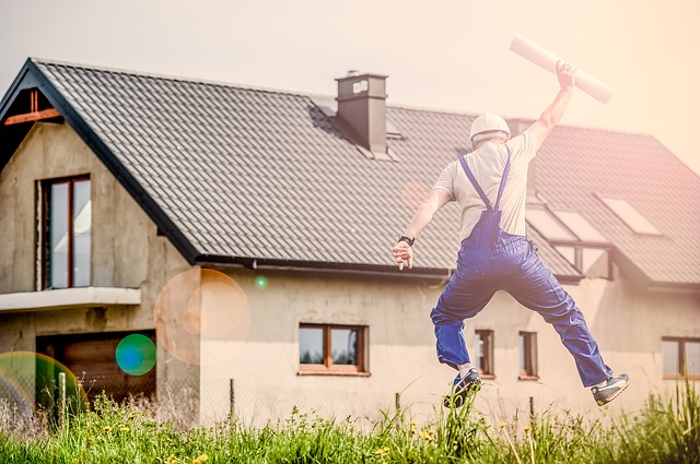 Pre-drawn House pianifica i vantaggi e gli stili